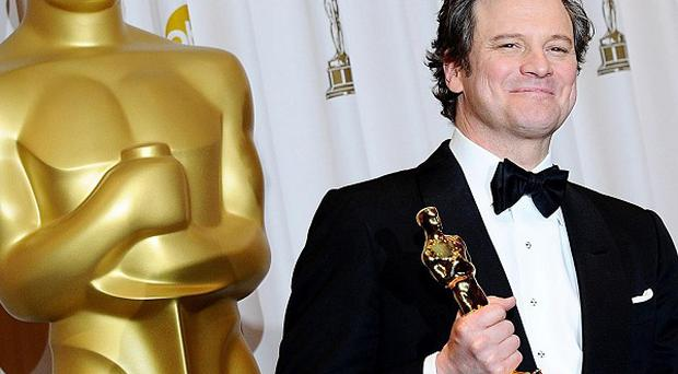 Oscar winner Colin Firth could be the new poster boy for science after being credited as an author of an academic paper