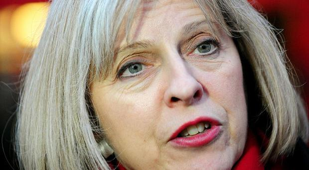 Theresa May criticised universities for their 'complacency' in tackling radicalisation and Islamic extremism on campus