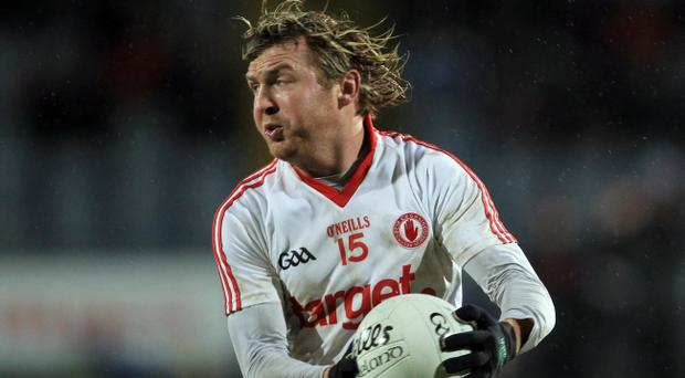 The vastly experienced Owen Mulligan is hoping to earn a starting place for Tyrone against either Cavan or Donegal