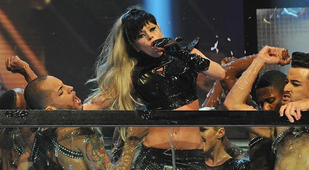 Lady Gaga has held onto top spot in the album charts this week