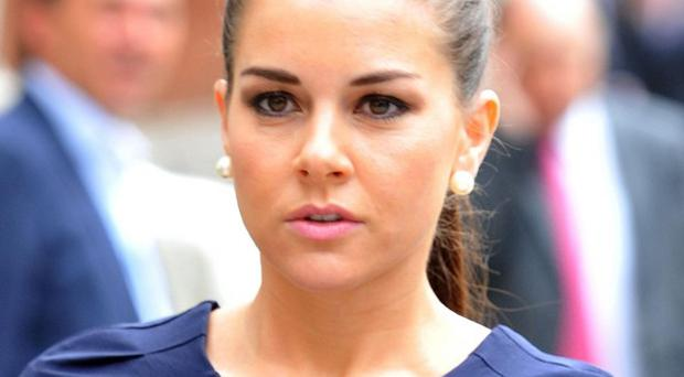 Imogen Thomas says she will never date a footballer again