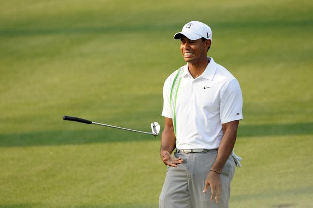 Tiger Woods has appeared at every US Open since his debut in 1995