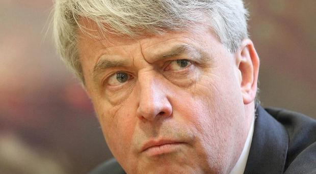 There is no evidence of E.coli contamination in British food stores, Health Secretary Andrew Lansley says