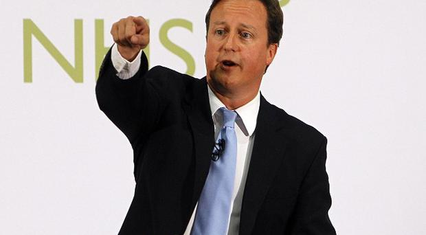 David Cameron has set out the first significant changes to the Government's controversial NHS reforms
