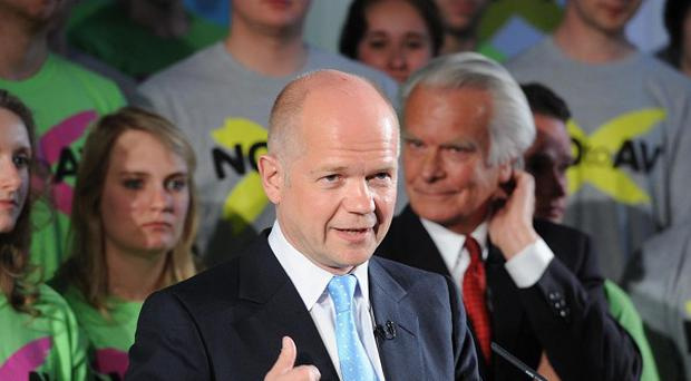 Foreign Secretary William Hague has said Formula One has 'not done itself any good' by reinstating the Bahrain Grand Prix