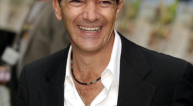 Antonio Banderas' film The Skin I Live In will premiere at Somerset House