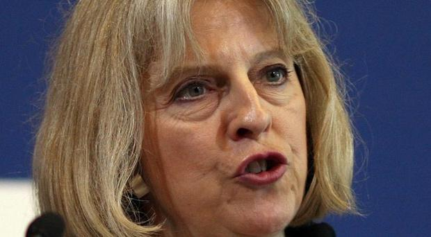 Theresa May will announce a new National Crime Agency to replace the Serious Organised Crime Agency
