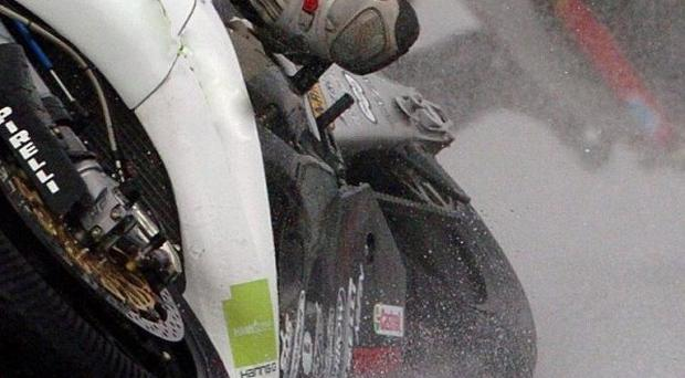 An Irish rider has been killed in an accident at the Isle of Man TT
