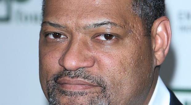 Laurence Fishburne has carved out a film and TV career