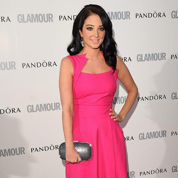 Tulisa Contostavlos was touched when Cheryl Cole sent her flowers