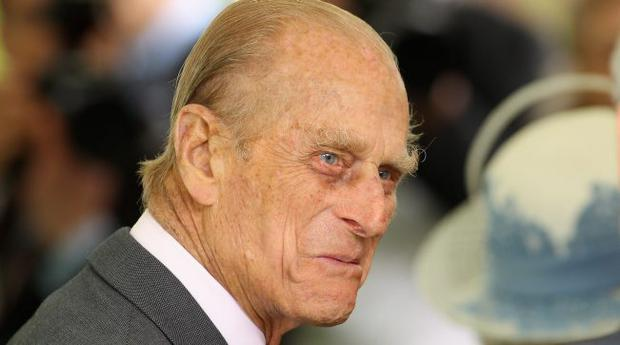 Prince Philip, Duke of Edinburgh visits the Irish National Stud in County Kildare on May 19, 2011 in Kildare, Ireland