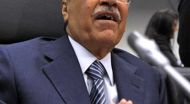 Saud Arabia's Minister of Petroleum and Mineral Resources Ali Ibrahim Naimi (AP)