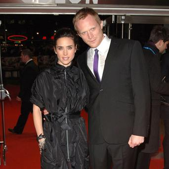 Jennifer Connelly and Paul Bettany met on the set of A Beautiful Mind