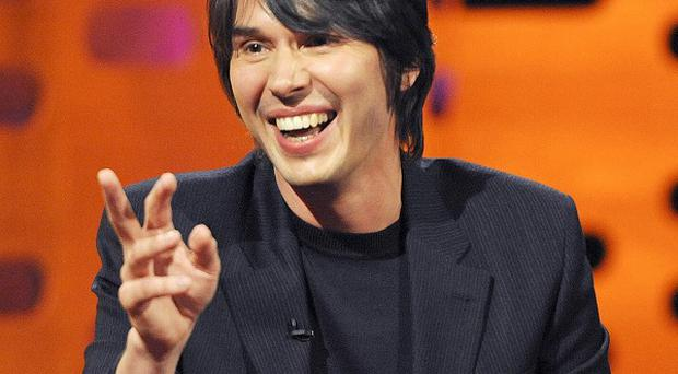 Professor Brian Cox will take to the stage at Glastonbury