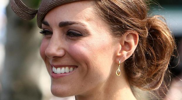The Duchess of Cambridge has been named as a possible victim of phone hacking