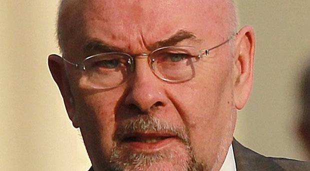 Ruairi Quinn has sent a good luck message to students taking their Leaving and Junior Certificate exams