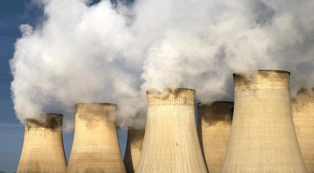 The six protesters were accused of planning to invade Ratcliffe-on-Soar power station