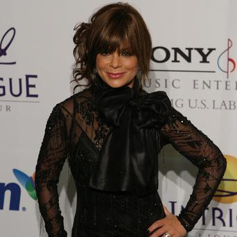 Paula Abdul has been singing the praises of Cheryl Cole