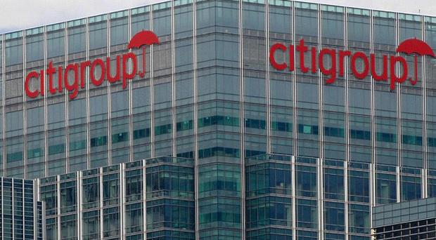Hackers have accessed personal credit card information of tens of thousands of Citigroup's North American customers