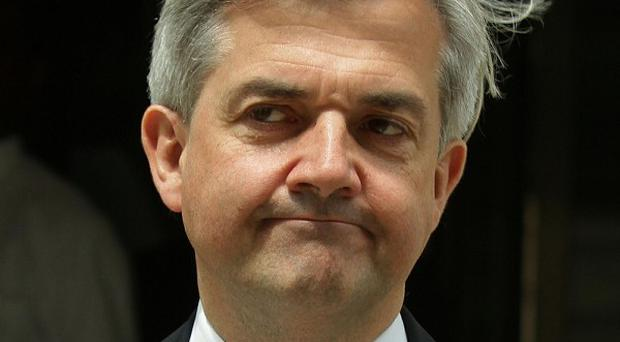 Police investigating allegations that Chris Huhne dodged speeding points to escape a driving ban have handed a file to the CPS