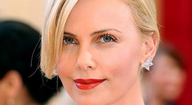 Charlize Theron says she's had a lot of opportunities in life