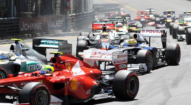 The Bahrain GP was originally scheduled to open the F1 season in March but was cancelled due to political unrest