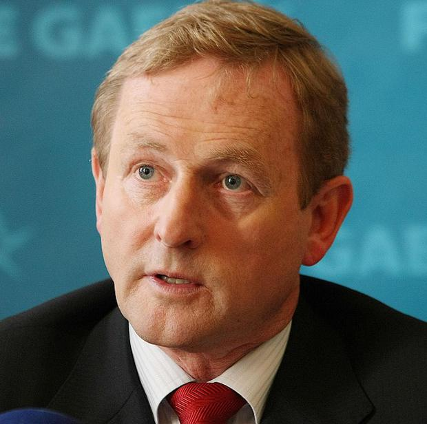 Enda Kenny says demands for a hike in the corporation tax rate in return for cheaper bailout loans are unfair