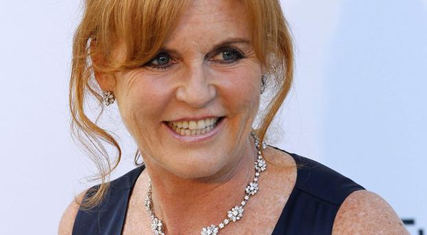 Sarah Ferguson's new series airs from June 12 on US television