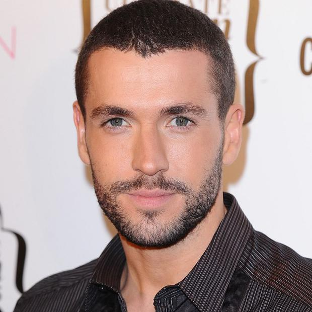 Shayne Ward won The X Factor contest in 2005