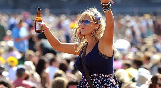 The Isle of Wight Festival is celebrating its 10th anniversary since it re-incarnated the legendary festivals of the late 1960s