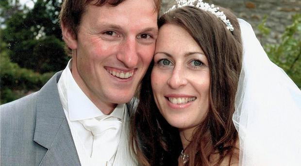 Ben and Catherine Mullany who were killed while on honeymoon in Antigua