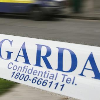 Gardai believe a man who died after a gun attack at a house in Clondalkin, west Dublin, may have been linked to a dissident republican feud