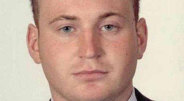 David Cameron paid tribute to murdered PSNI officer Ronan Kerr