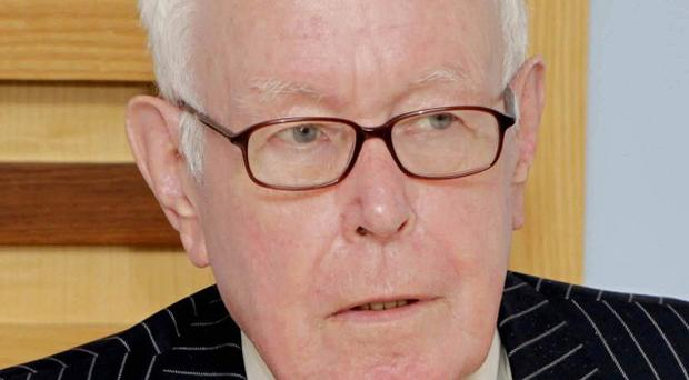 Judge Peter Smithwick is investigating claims that Garda officers in the Irish Republic or a civilian working in the RUC colluded with the IRA