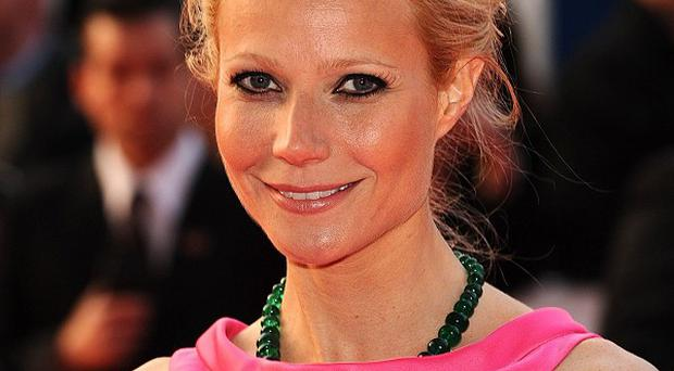 Gwyneth Paltrow is among the stars which have made guest appearances on all-singing all-dancing TV show Glee