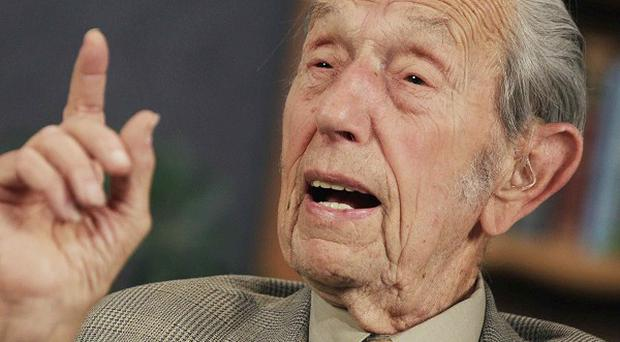 Radio preacher Harold Camping who has suffered a stroke after wrongly predicting the end of the world(AP)