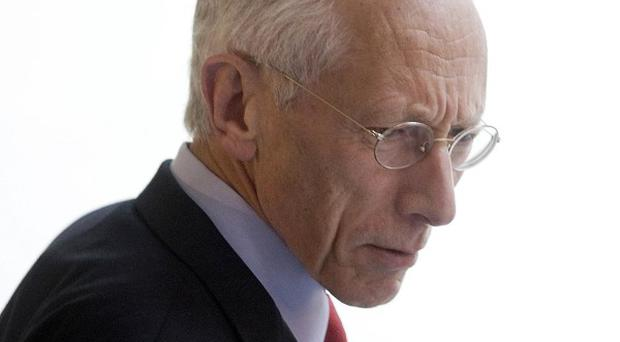 Stanley Fischer was disqualified from the race to head the IMF on the grounds of age (AP)