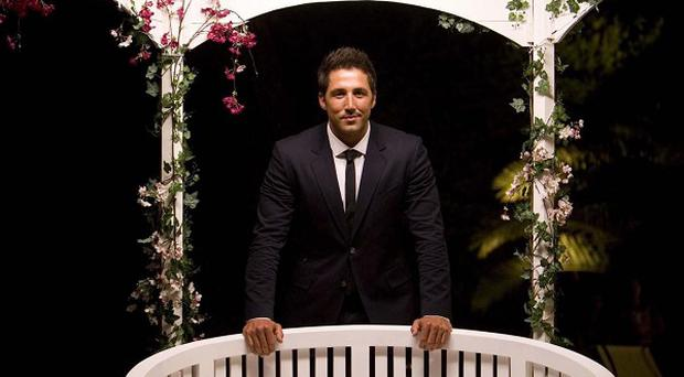 Gavin Henson said he is hoping to meet the right woman through a new TV dating show