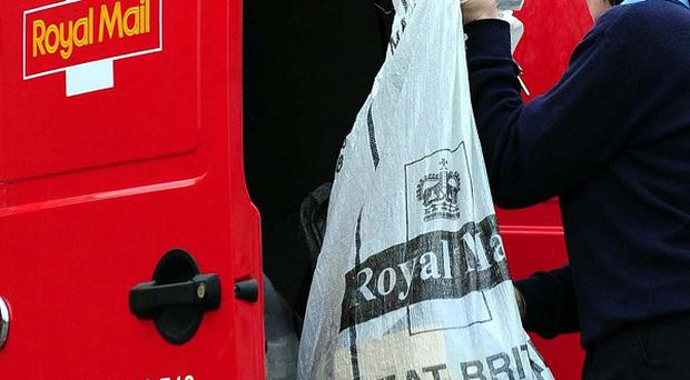 The Royal Mail signalled fresh job losses following a huge slump in the number of people sending post