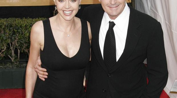 Denise Richards says there were happy times during her marriage to Charlie Sheen