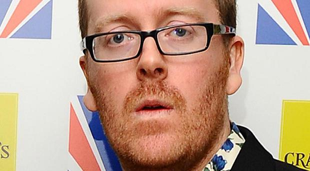 Channel 4's chief executive has been slammed by an MP over a joke by controversial comedian Frankie Boyle