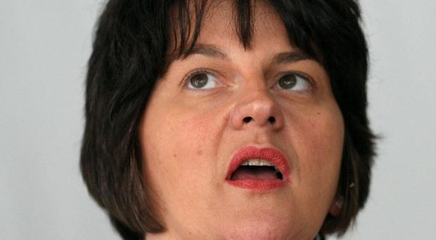 Enterprise Minister Arlene Foster has said that lowering corporation tax could create additional jobs in Northern Ireland