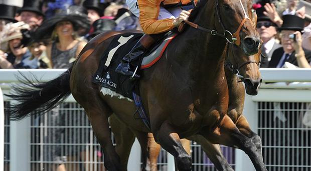 Canford Cliffs gets the better of Goldikova