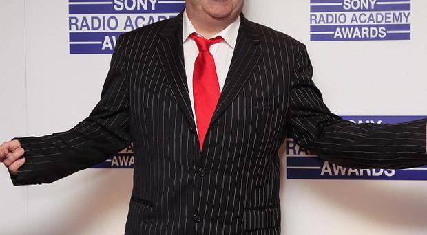 Danny Baker says he has been given the all clear after being treated for cancer