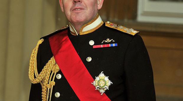 Admiral Sir Mark Stanhope angered David Cameron with remarks about Libya