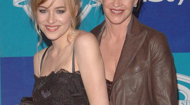 Melanie Griffith would reportedly like her daughter Dakota Johnson to appear in the remake of Cherry 2000