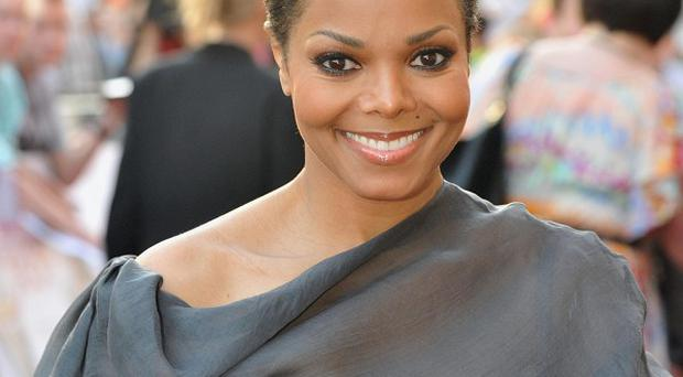 Janet Jackson performed a raucous set at a glitzy charity gala inside the Louvre in Paris