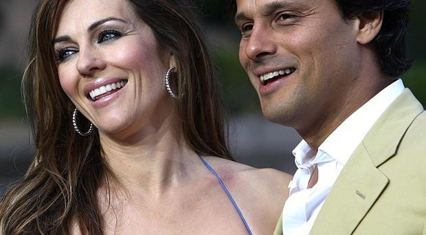 Elizabeth Hurley and Arun Nayar's marriage has ended