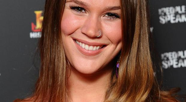 Two men were arrested close to the home of Joss Stone