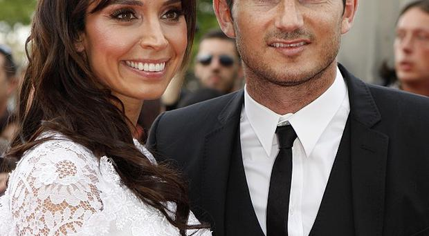 Frank Lampard and Christine Bleakley are set to tie the knot